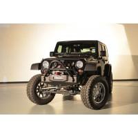 """Jeep 2007-2014 Wrangler """"Stinger"""" Front Bumper"""