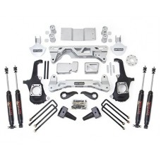 "Chevy Silverado & GMC Sierra  2011-2015 2500/3500 ReadyLift 5"" Lift Kit"