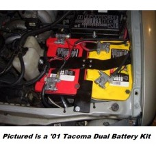 FJ80 Dual Battery Conversion Kit