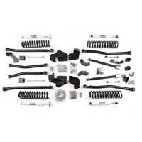 "Jeep 2007-2011 2dr Wrangler BDS 4"" Long Arm Lift Kit"