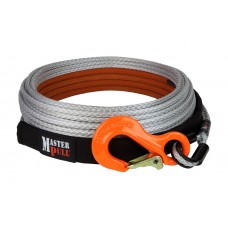 "Master Pull Superline 10mm (3/8"") Synthetic Winch Line, 29700 lb."