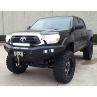 Toyota 2012-2013 Tacoma Front Bumper