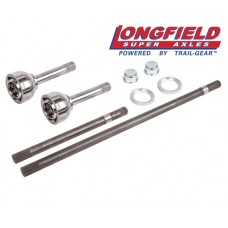 Toyota 80 Series Land Cruiser Longfield 30 Spline Birfield/Axle Gun Drilled Super Set