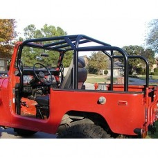 Toyota FJ40 Land Cruiser MetalTech Jackson Roll Cage Kit