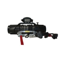 Engo XR10S Self Recovery Winch w/Synthetic Rope, 10000 lb.