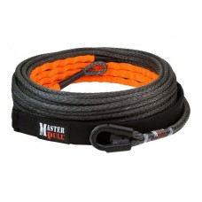 "Master Pull Classic 9mm (3/8"") Synthetic Winch Line, 17600 lb."