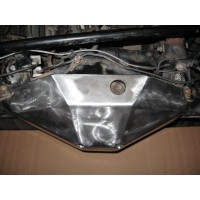 Toyota 4Runner BudBuilt Differential Skid Plate