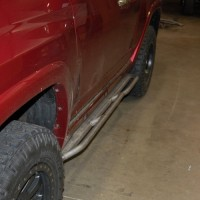 Toyota 4Runner (2010+) MetalTech Sliders