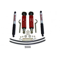 "Toyota Tacoma (June 1995-2004) Toytec Boss Suspension System 2.5-3"" Kit"