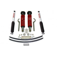 "Toyota Tundra (2000-2006) Toytec Boss Suspension System 0-3"" Kit"