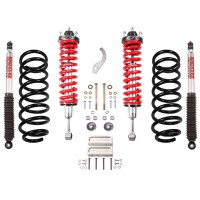 "Toyota FJ Cruiser (2010-2014) Toytec Boss Suspension System 0-3"" Kit"