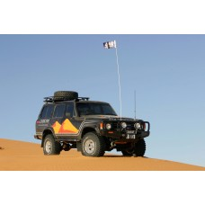 FJ60 Toyota Land Cruiser ARB Winch Bar