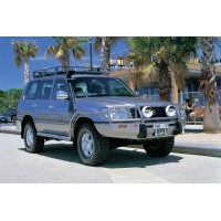 UZJ100 Toyota Land Cruiser ARB Winch Bar