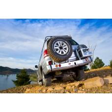 ARB 200 Series Toyota Land Cruiser Rear Bumper