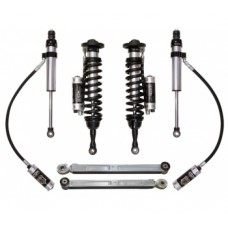 Toyota Land Cruiser (200 Series) 2008-Up Icon Suspension System - Stage 4