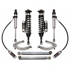 Toyota Land Cruiser (200 Series) 2008-Up Icon Suspension System - Stage 5