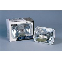 IPF 820H H4 Rectangular Headlamp Insert