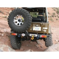 IPOR FJ40 Toyota Land Cruiser Rear Bumper