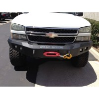 Chevy 2008-2013 1500 Front Bumper