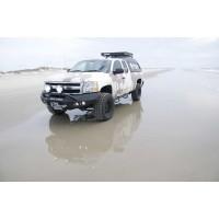Chevy 2008-2013 1500 Front Bumper W/ Pre Runner Bar