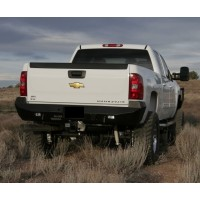 Chevy 2011-2014 2500/3500 Rear Bumper