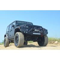 Jeep 2007-2014 Wrangler Pre Runner Front Bumper