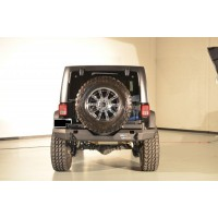 Jeep 2007-2014 Wrangler Rear Bumper